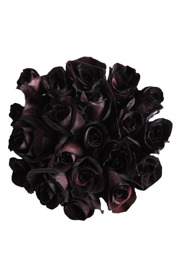 black-roses-bouquet